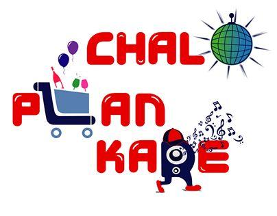 Chalo Plan Kare - Logo Animation