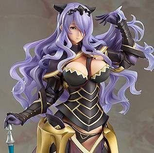 Fire Emblem Fates Camilla 1/7 Scale Figure 1
