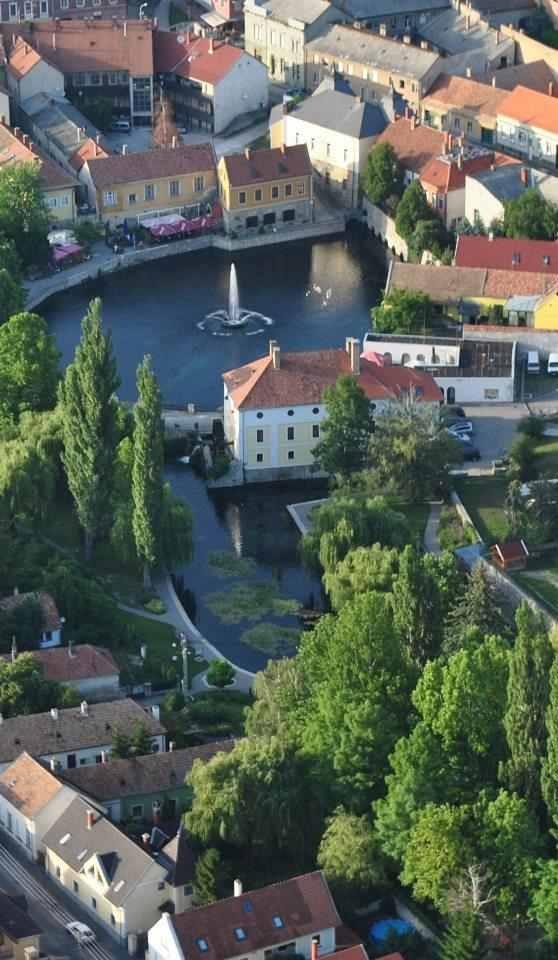 Tapolca (pr. ta-poll-tsa) #Hungary