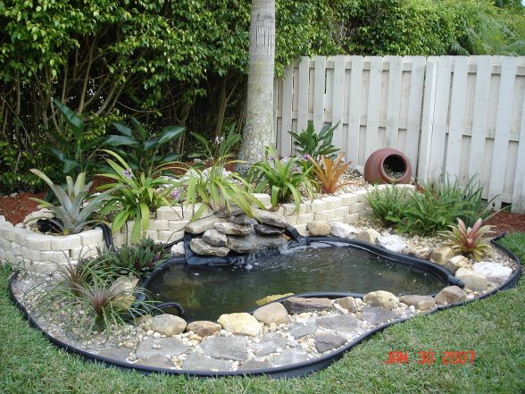 best 25+ small backyard ponds ideas on pinterest | small garden ... - Small Patio Pond Ideas
