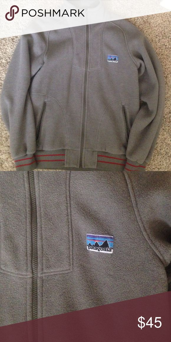 Patagonia fleece Men's size small Patagonia fleece, good shape, very warm Patagonia Other