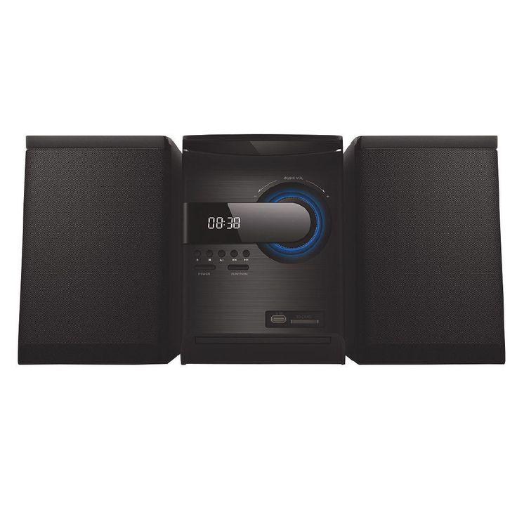 Necessities Brand Bluetooth CD Micro System SROBTMICRO16