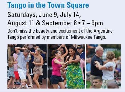 Tango in the Square