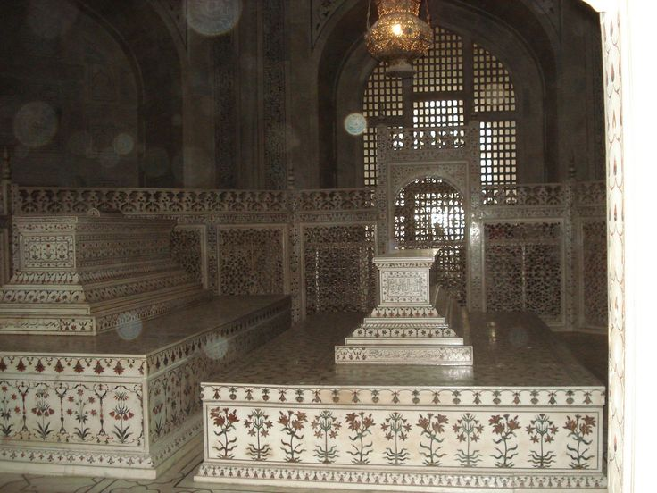 Taj mahal india interior architecture detail places to for Taj mahal exterior design