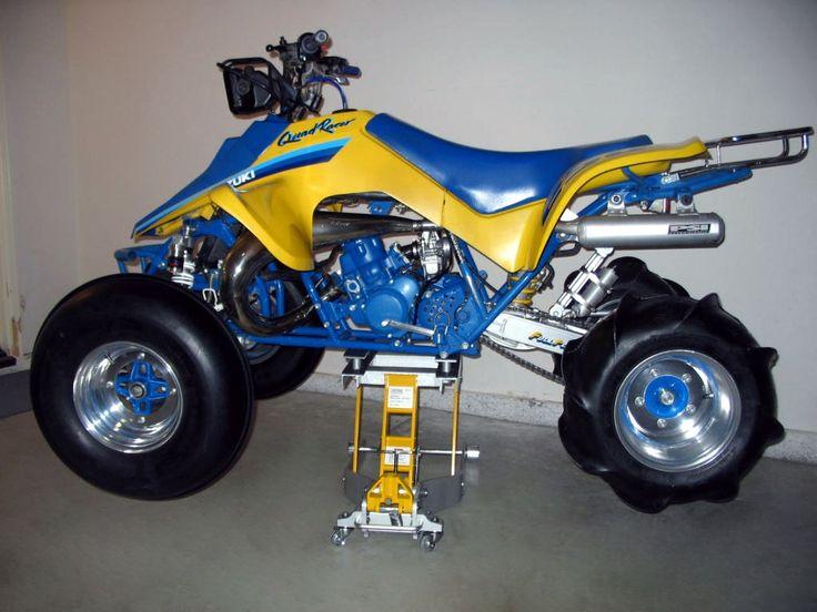 1990 Suzuki LT250RL Quadracer | 1990 Suzuki LT250RL ...
