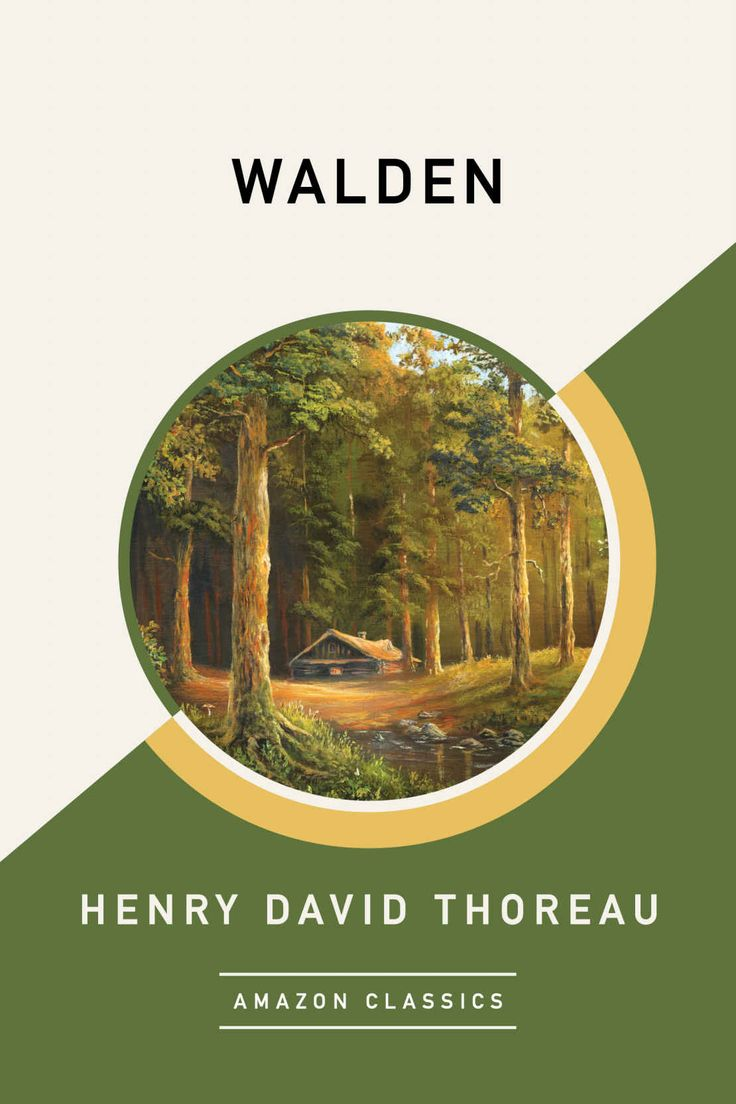 Walden (AmazonClassics Edition) #Free #Book #movements