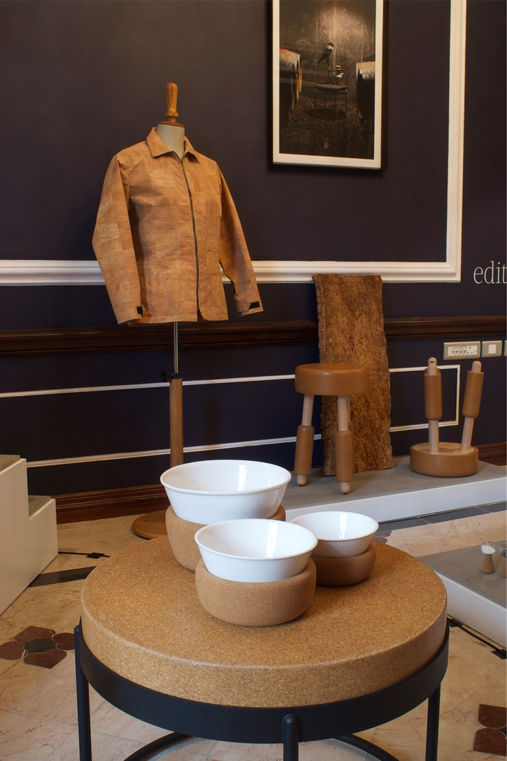 Wiid Design and David Belamy as part of the Cork Collection