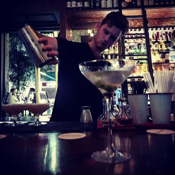 Martini @thegresham in Brisbane Australia with @thewestwindsgin #martini #gin #brisbane #australia