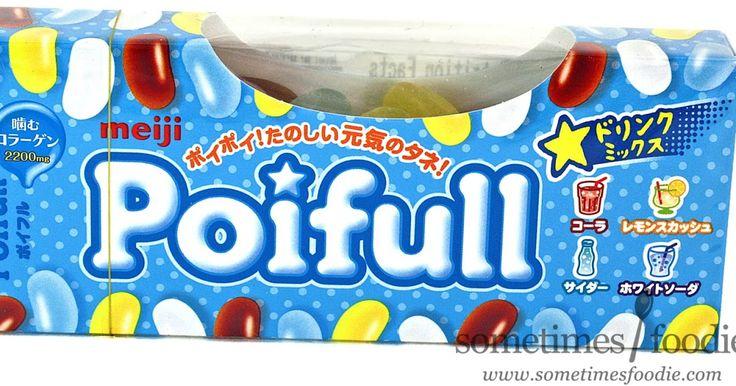 Sometimes Foodie: Meiji Poifull Drink Mix - Asian Food Market