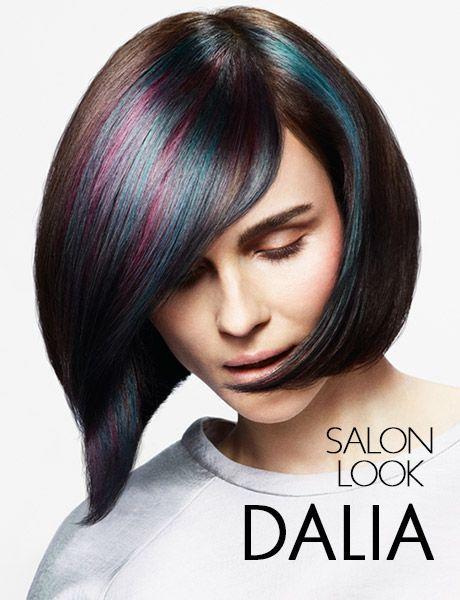 distinctive haar trends 2015 - pearlescent girls coiffeur in ihrer
