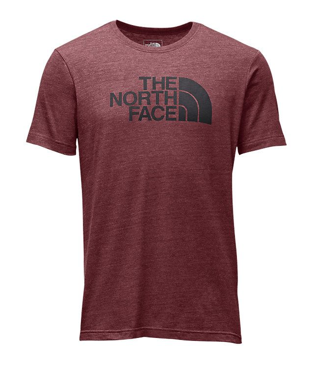 Get back to basics outdoors in this T-shirt featuring our iconic half-dome