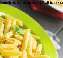 Brauchst du ein einfaches, schnelles und leckeres Rezept für Pasta?