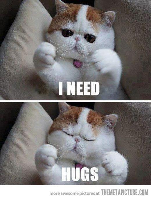 I need them…