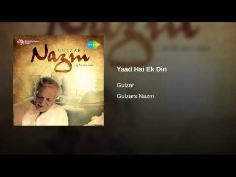Yaad Hai Ek Din - YouTube