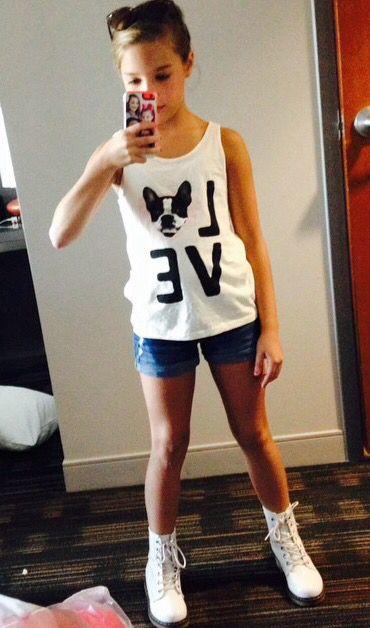 71 best images about snapchat/selfies on Pinterest | Mackenzie ziegler Kenzie ziegler and ...