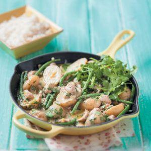 Thai Green Chicken Curry #Chicken #Recipe #SouthAfrica