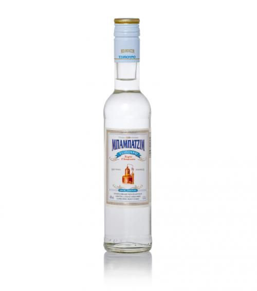"""Babatzim"" tsipouro without aniseed 200ml available at just 7.90€"