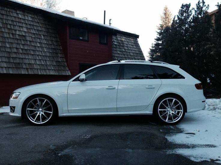 photo 3 Audi A4 custom wheels Ace Alloy Convex 20x9.0, ET , tire size 275/30 R20. x ET