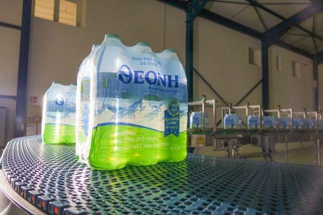 Aυτό είναι το καλύτερο εμφιαλωμένο νερό στον κόσμο, και είναι ελληνικό
