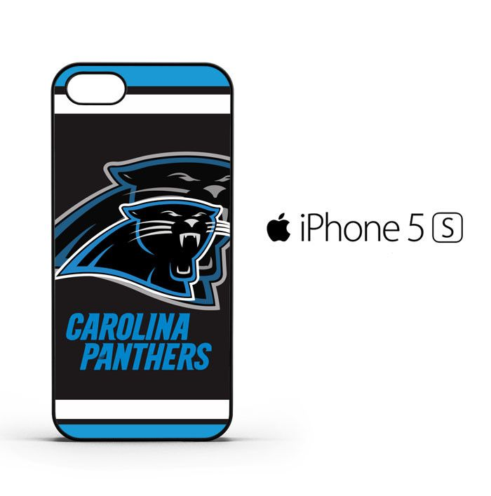 carolina panters R0311 iPhone 5 | 5S | SE Case