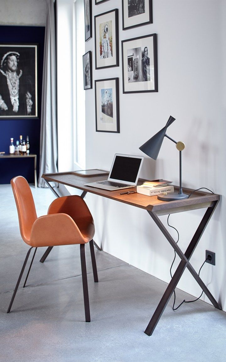When was the last time you sat down and wrote a letter? With LAX by [more]  you will want to do it again. Office TableOffice DesksHome ...