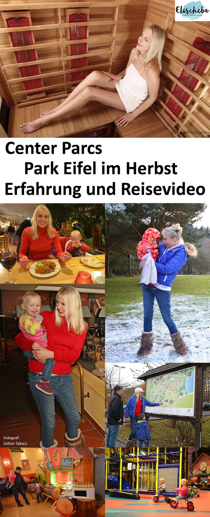 Wo kann man im November gut Kurzurlaub mit Kindern machen? Hier siehst du mein November-Video vom Center Parc Park Eifel (Pressereise, Werbung). #centerparcs #eifel #reise #reisen #mamablog #momblogs
