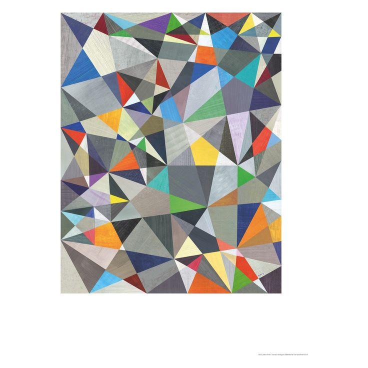 SEEING STARS 50 x 70cm print by Melanie Mikecz