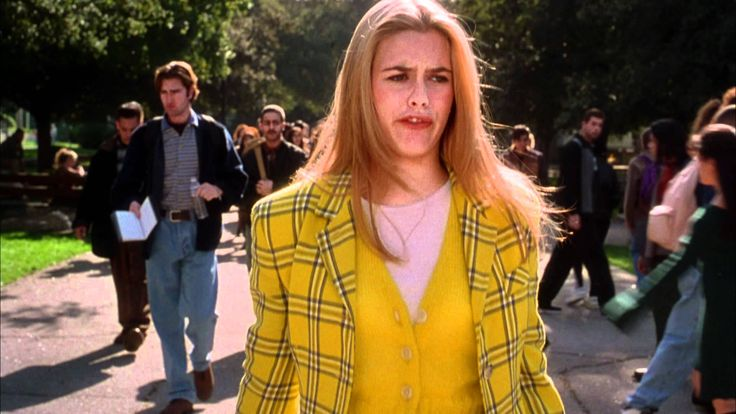 10 School Experiences That Only Happen in The Movies. To prepare you, Gracie. :)