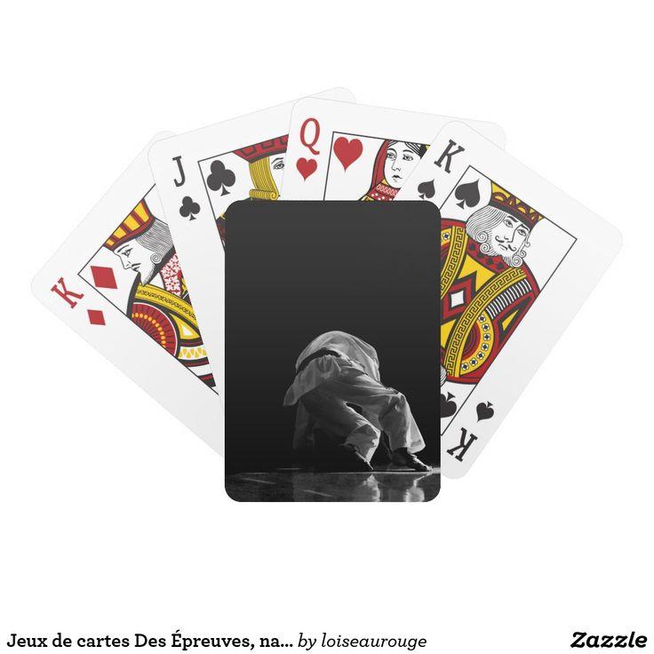Jeux de cartes Des Épreuves, naîtra la lumière