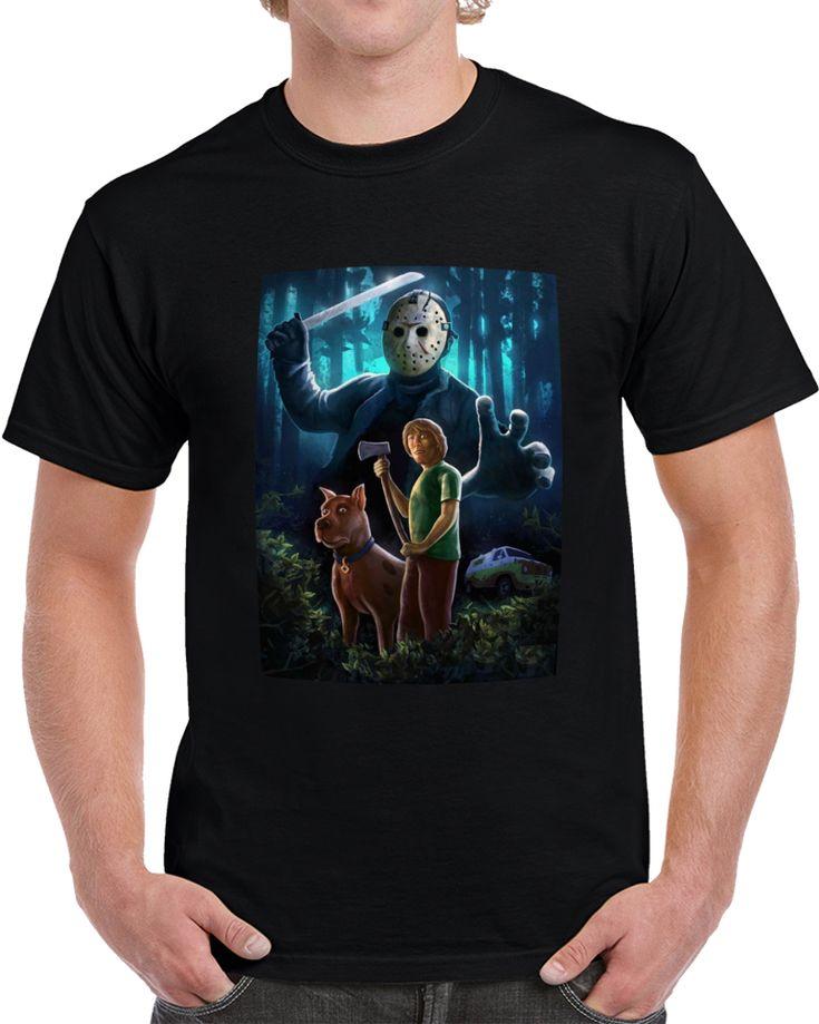Jason Vs Scooby Doo  T Shirt