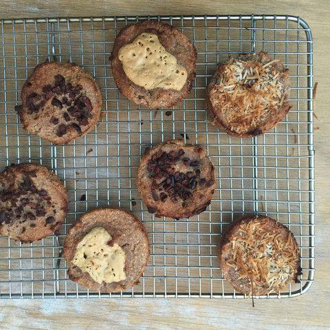 Vegan Paleo Cookies - Two Ingredients Only I greenpress.co
