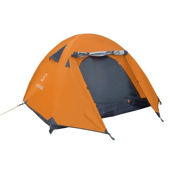The ideal 3-person tent for backpacking in woods, hiking in the mountains, or camping at the beach. Everything stores in a compact, lightweight carry bag.