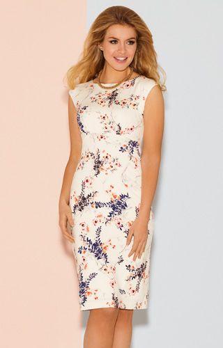 67147d98fd0c Pippa Shift Dress Short Japanese Garden - Wedding Dresses