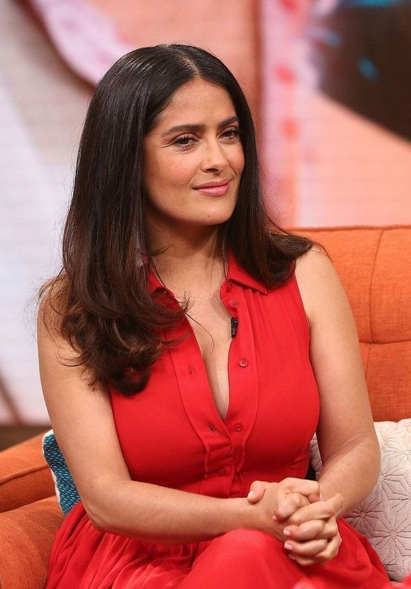 Beautiful Salma Hayek