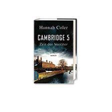 Cambridge 5 - Zeit der Verräter   bestellen - THE BRITISH SHOP english christmas present ideas