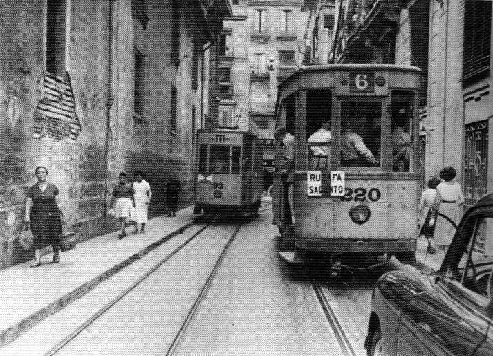 Calle Miguelete 1955 / Valencia / Vintage / photography