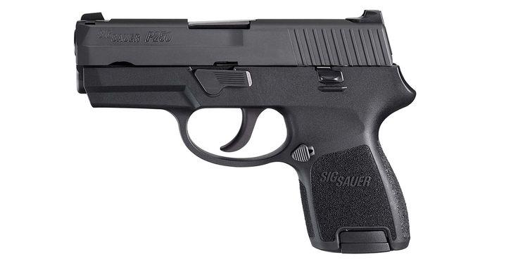 Sig Sauer P320 Subcompact 12+1 - 9mm Striker-fire Trigger