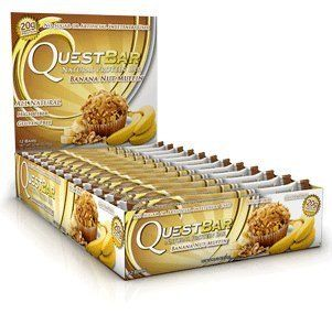 QUEST NUTRITION Quest Natural Protein Bar, Banana Nut Muffin (12 ea) by Quest Nutrition, http://www.amazon.com/dp/B00AKWWPPG/ref=cm_sw_r_pi_dp_vl-Brb0KAXEK3