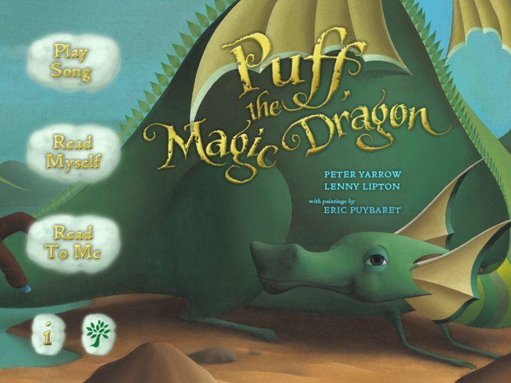 Puff the Magic Dragon App for Kids