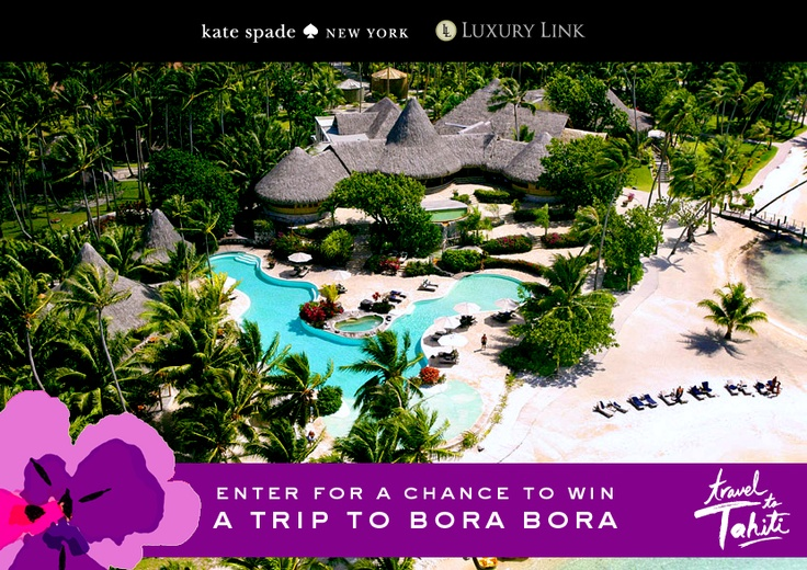 Bora Bora-I want to go back.: I Win, Dreams Vacations, Trips, Bora Pearls, Best Quality, New York, Honeymoons, Borabora, Kate Spade