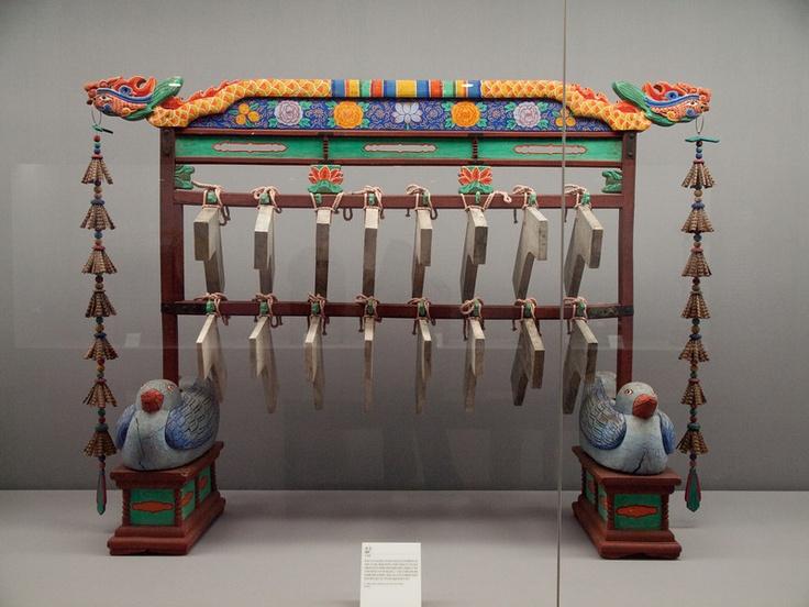 Traditional Korean instrument