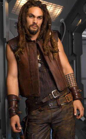 Jason Momoa / Ronon Dex - Stargate Atlantis