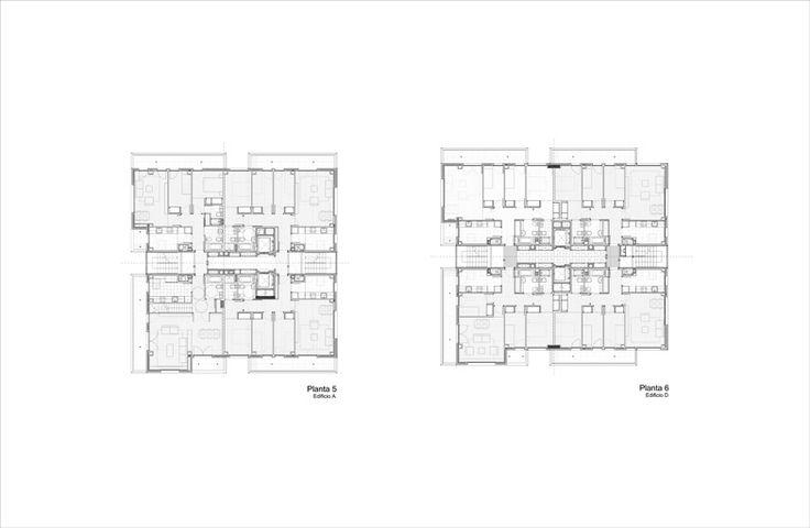 TAC Arquitectes   |   Dos torres en Hospitalet.    Barcelona, Spain.    2014