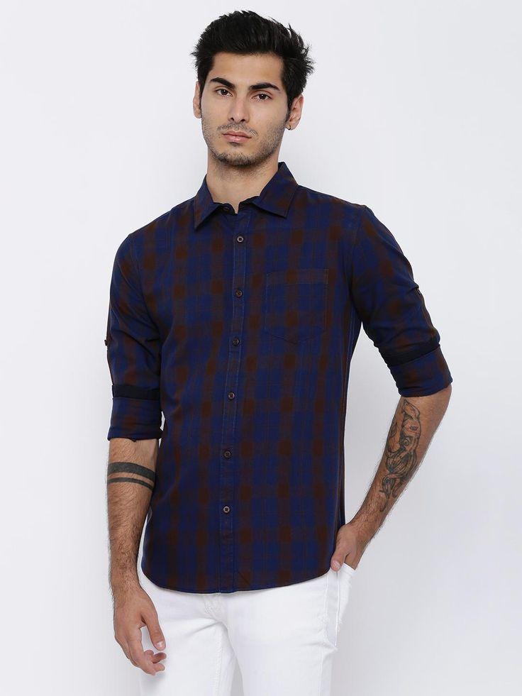 Buy Highlander Men's Shirt online at best price in India | Highlander Men's Shirt | Online Apparels Store | _Ketch.in