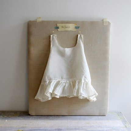 Vintage Baby Dress 'Fannie' from ethanollie