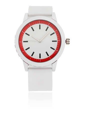 Plastic Strap Watch