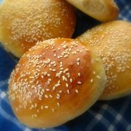 Fotografie receptu: Domácí housky na hamburgery
