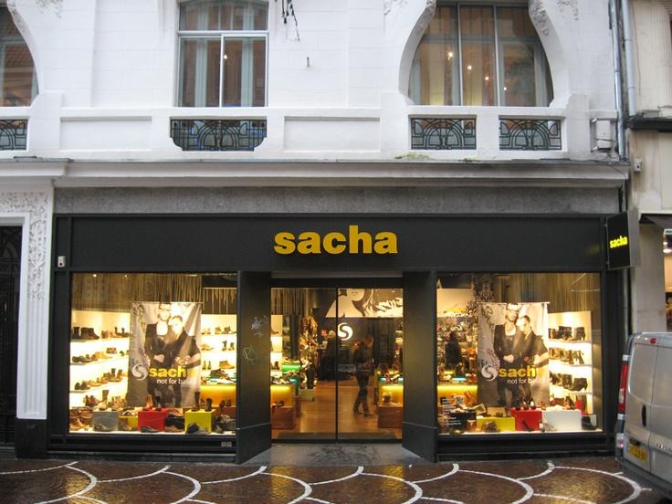 SACHA // Rue de Béthune 43 Lille