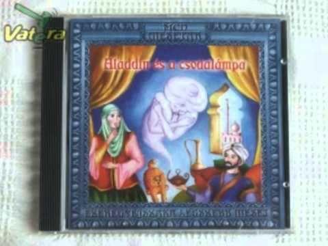 Ezeregyéjszaka meséi: Aladdin és a csodalámpa 2.rész - hangos mese # Mol...
