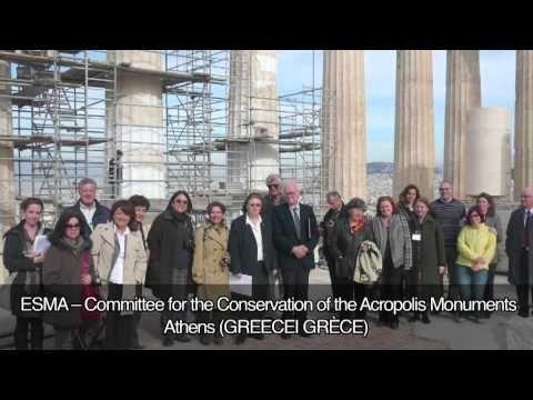 VIDEÓ: Europa Nostra 2013 egyik nagydíjasa az Akropolisz Műemlékvédelmi Bizottsága.